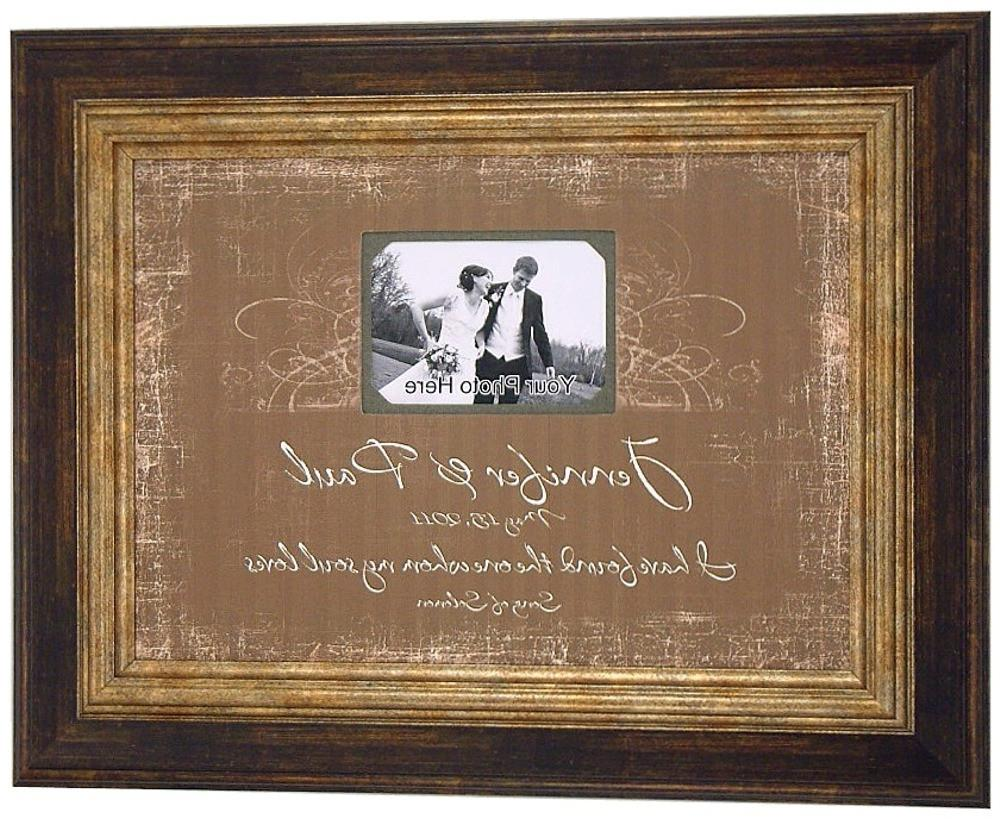 Picture Frame Wedding Gift 18