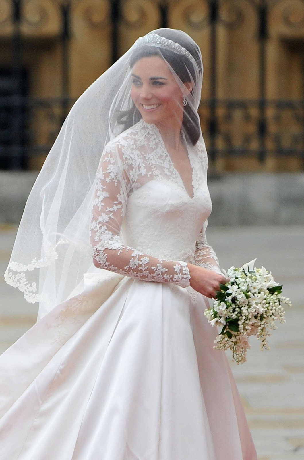 Royal Wedding: The Bridal Gown