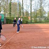Open Oranjetoernooi bij tennisclub Nieuwe Pekela - Foto's Anke Wolters en Harry Wolterman