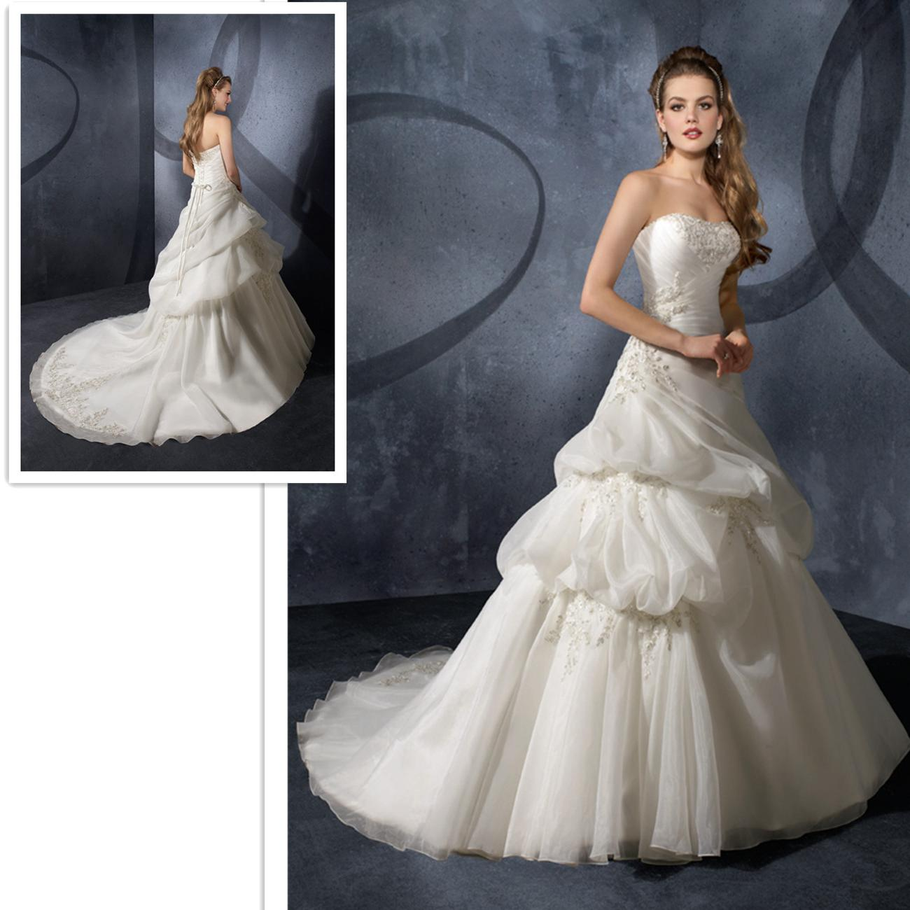 2011 New Style Wedding Gowns
