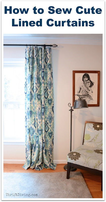 How-to-Sew-Cute-Lined-Curtains-A-tutorial-ThriftDiving.com_