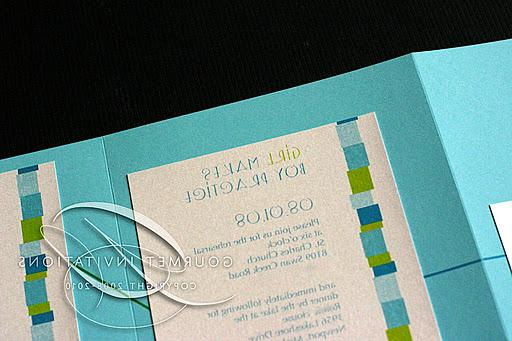 funky wedding invitation ideas
