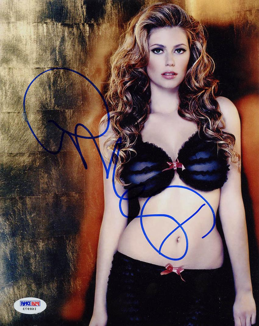 Diora Baird SIGNED 8x10 Photo Wedding Crashers PSA DNA AUTOGRAPHED   eBay