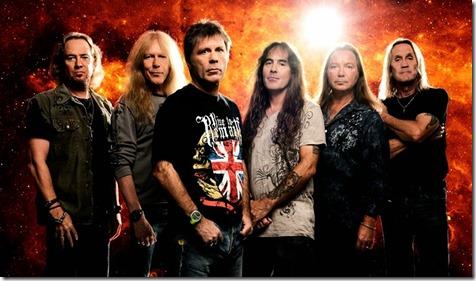 Iron Maiden en Santiago de Chile venta de entradas baratas en primera fila no agotadas