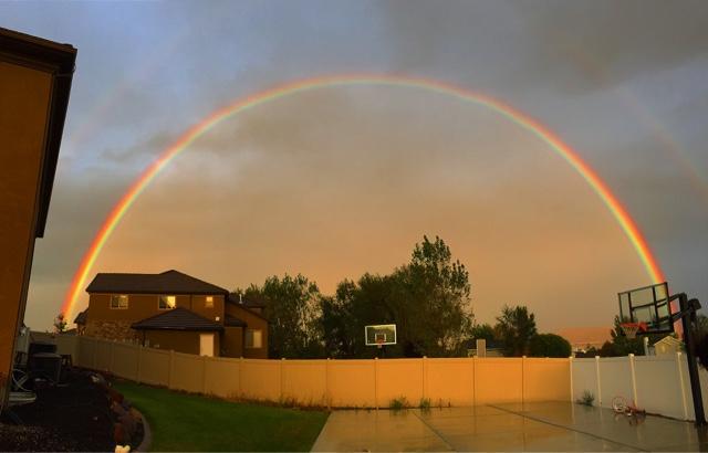 The Best Rainbow Ever