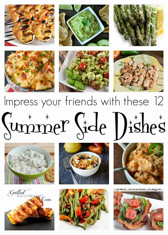 Not your average potato salad - 12 Summer Sides to liven things up! via @mvemother