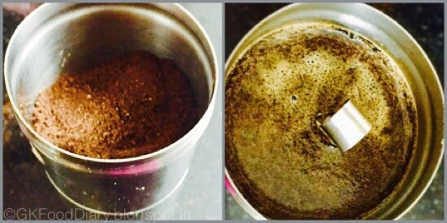 How to Make Filter Coffee - South Indian Filter Coffee Recipe 4
