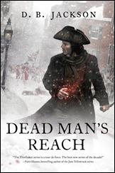 Dead Man's Reach - D B Jackson