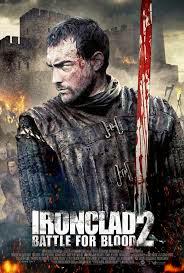 Giáp Sắt 2: Trận Chiến Máu - Ironclad 2: Battle For Blood