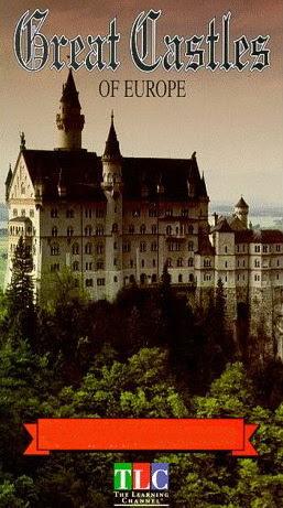 Wielkie zamki Europy / Great Castles of Europe (1994) PL.TVRip.XviD / Lektor PL