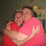 Lori and Tammy McCloud in Wilmington - 040810