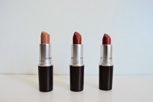 MAC, MAC Lipsticks, Twig, Taupe, Freckle Tone