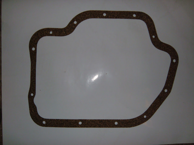 Nice thick cork pan gaskets for the 400  transmission. 9.00