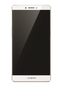 R7 Plus Gold front