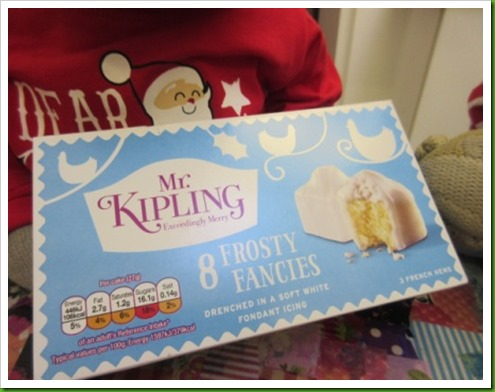 8 Frosty Fancies Mr Kipling
