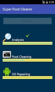 Super Root Cleaner - screenshot