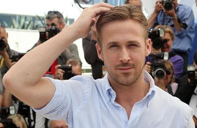 Ryan Gosling Goosebumps ......
