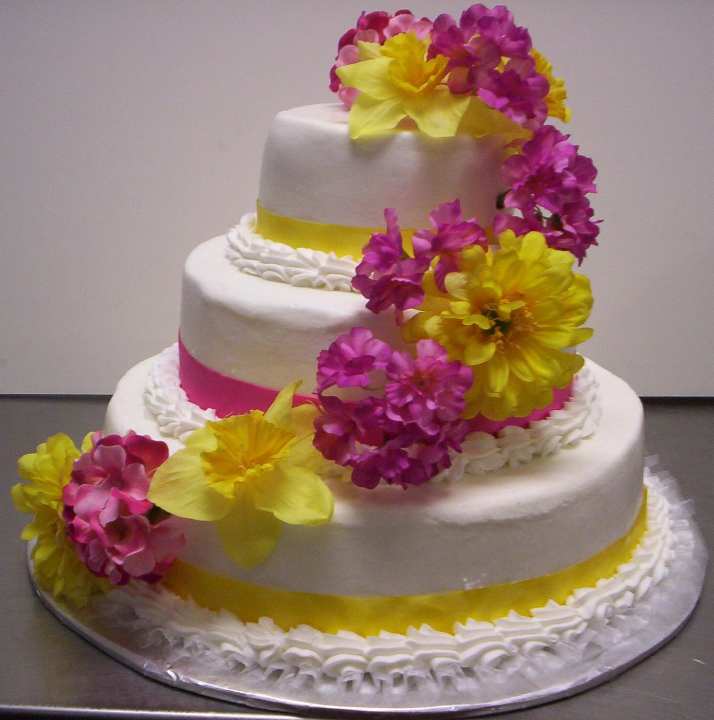 Cake Boss Flower Cake Viewing Gallery