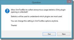 XrmToolBoxStatisticsQuestion