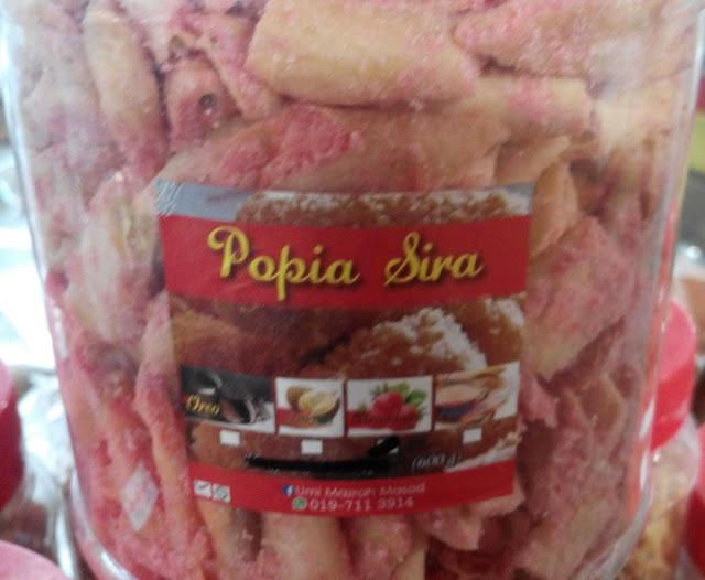 Popia Sira Strawberi