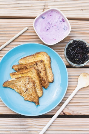 gesunder french toast