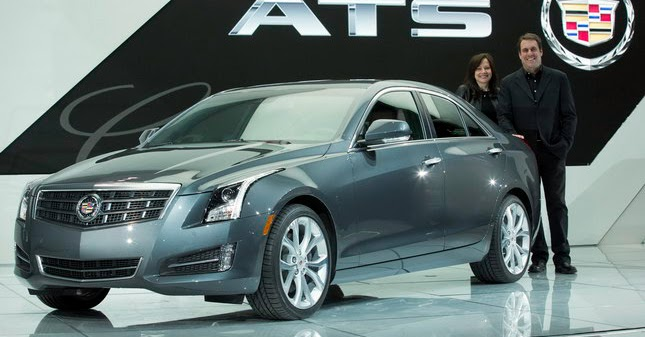 Cadillac Ats Dodge Ram 1500 Win Car And Truck Of The Year ... - photo#47