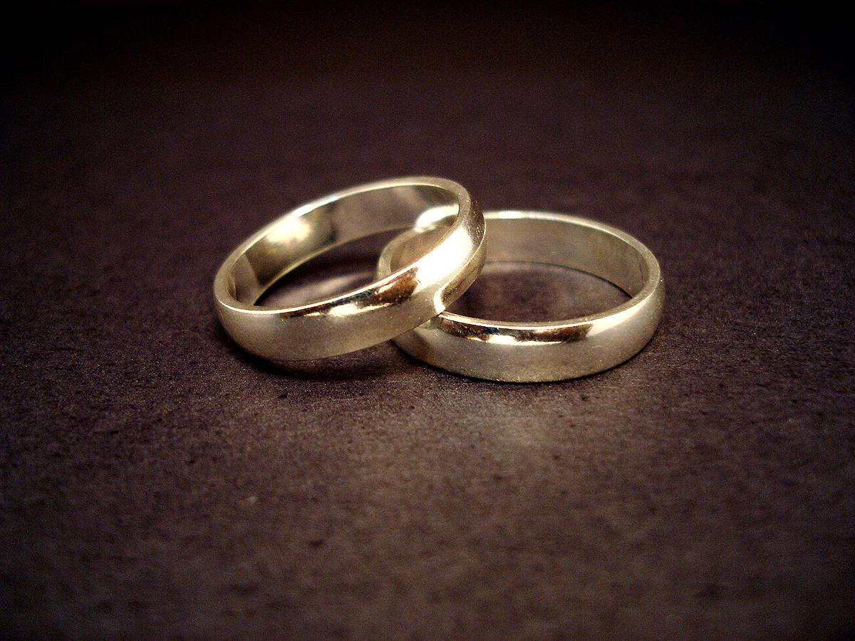 cowboy wedding rings