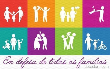 todas as famílias
