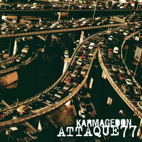 Letra de La Colina De La Vida - Attaque 77 - coveraliacom