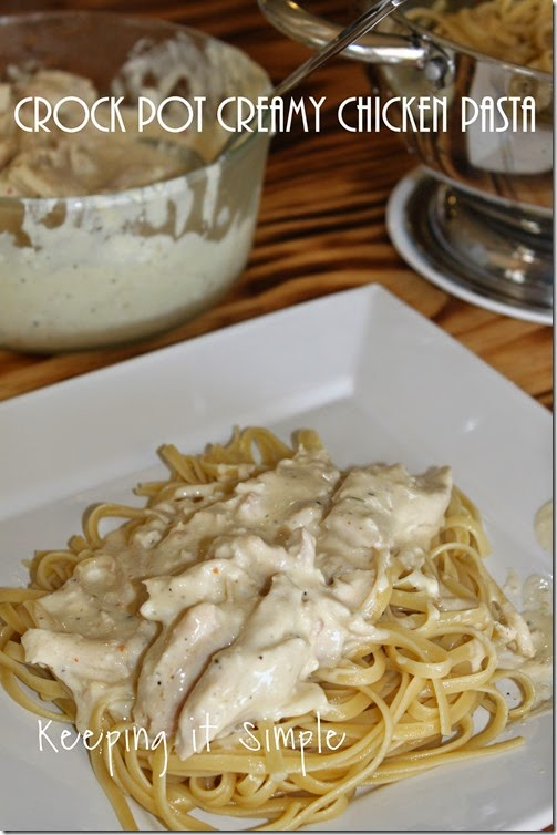 crockpot-creamy-chicken-pasta