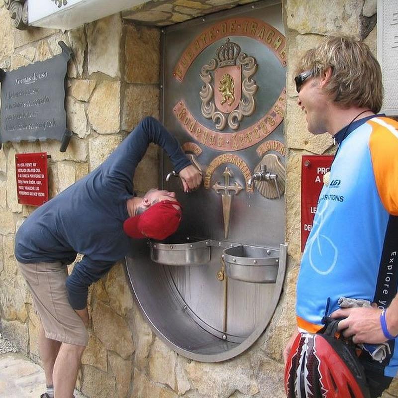 Bodegas Irache's Wine Fountain