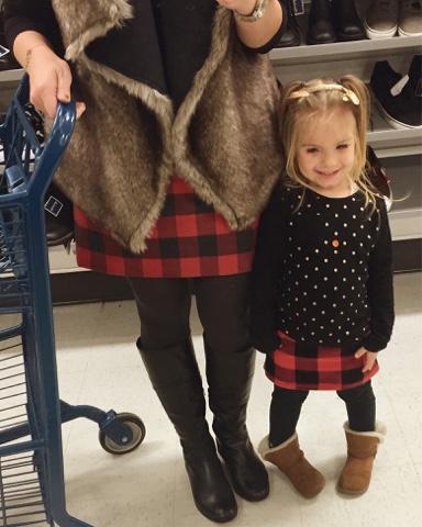 twinning, mom style