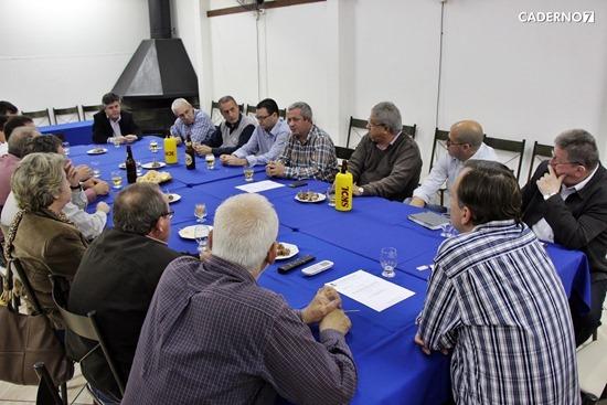 reunião ACI e Felipe Abib