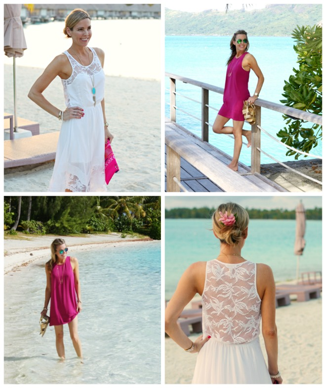 bora bora what I wore