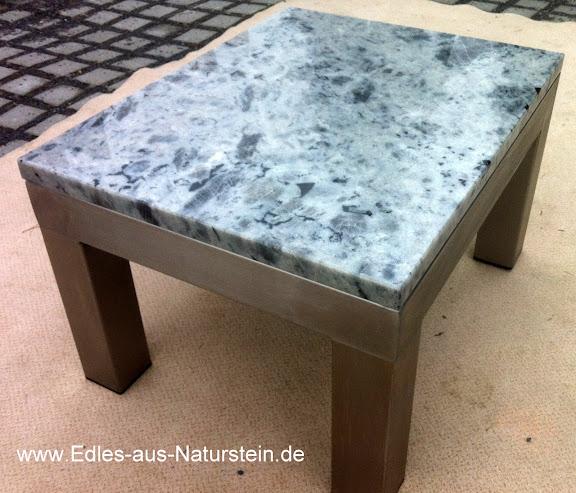Edler couchtisch loungetisch wohnzimmertisch naturstein for Naturstein tisch