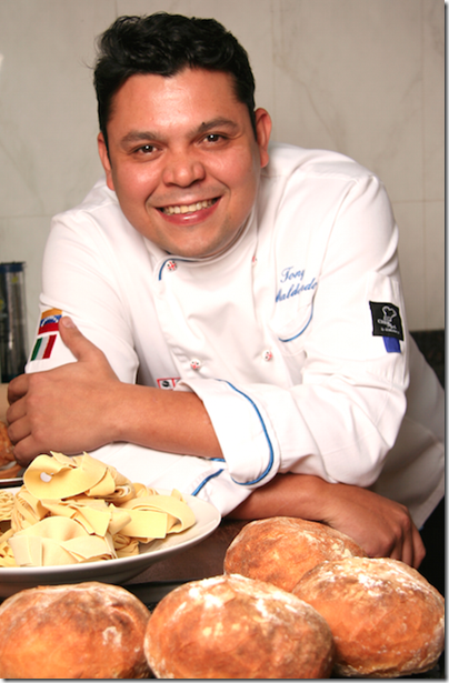 Chef Tony Maldonado
