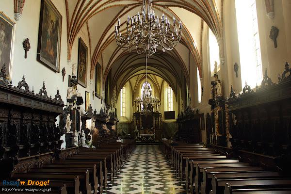 Kolegiata pw. Wniebowzięcia Najświętszej Maryi Panny w Kartuzach