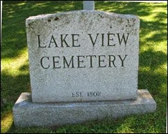 Lake View Cemetery Entrance_Skaneateles NY