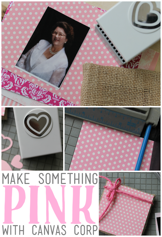 Make Something Pink with Canvas Corp