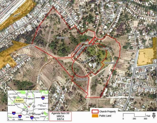 Montecito Heights Hilltop To Become Parkland The
