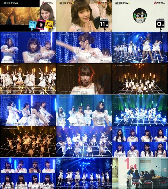 (TV-Music)(1080i) AKB48 Part – バズリズム 150522