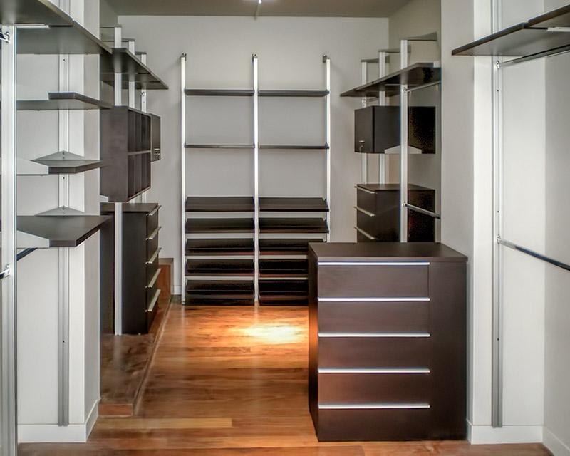 closets y vestidores de lujo closets de madera closets On closet grandes madera