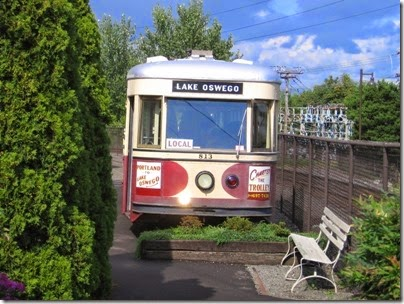 IMG_3177 Willamette Shore Trolley in Lake Oswego, Oregon on August 31, 2008