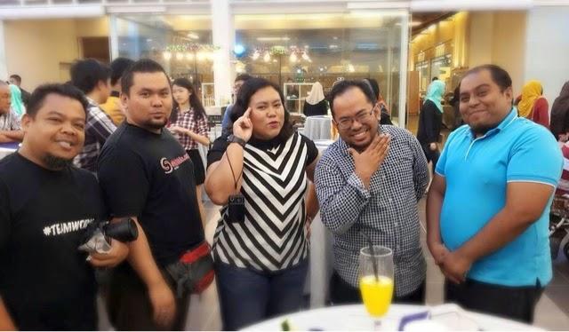 Barisan Blogger Kaki Makan di Malaysia - Food Bloggers