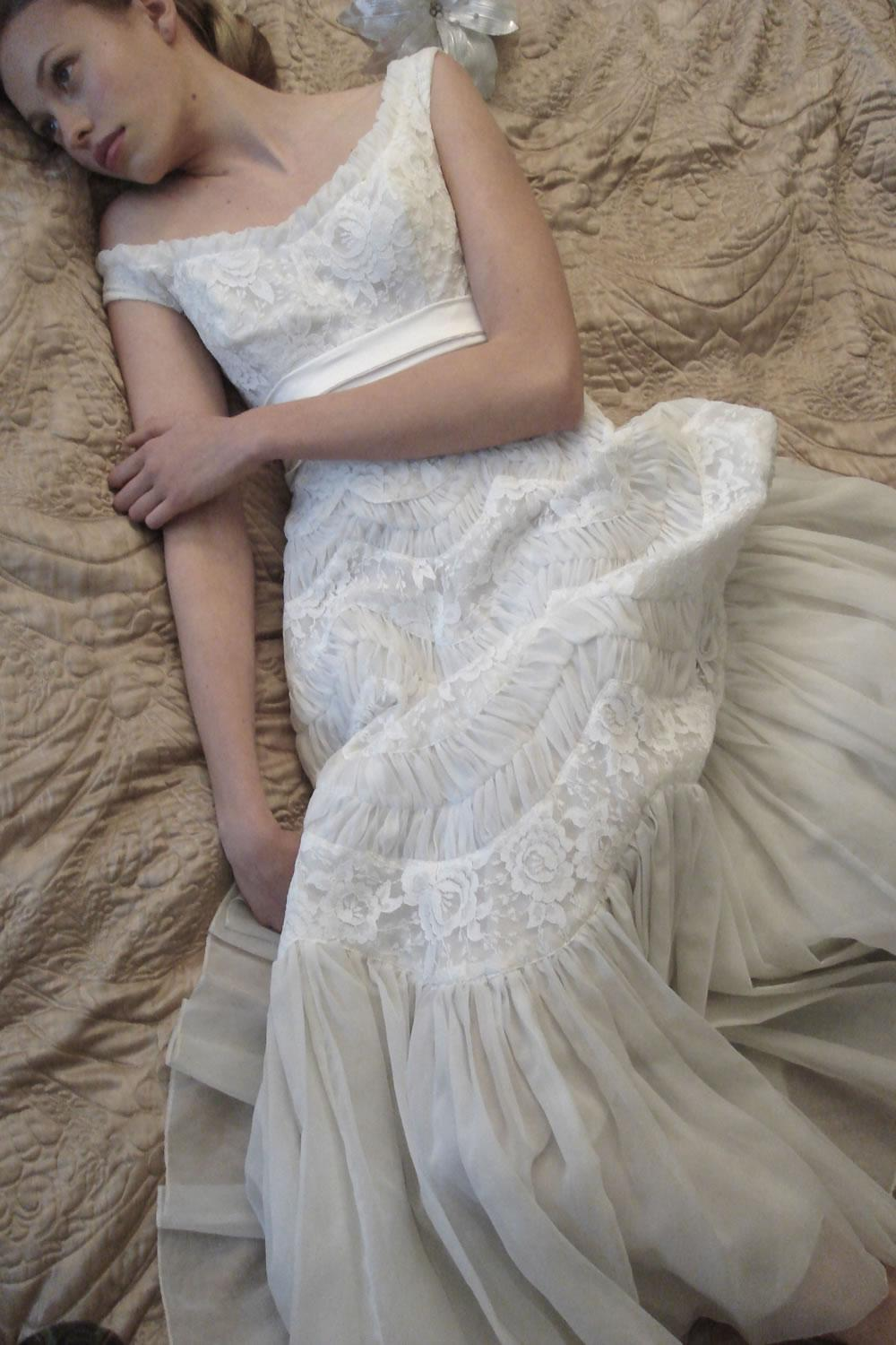 Mikayla\'s blog: The Most Elegant Wedding Dress