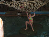 Having fun at Kalahari Water Park in OH 02192012n