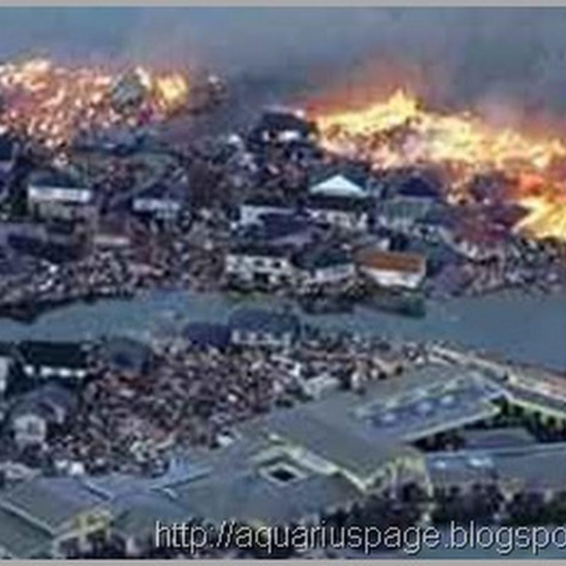 Os terremotos e a mudanças dos polos magnéticos da terra