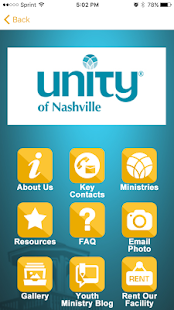 Unity of Nashville - screenshot