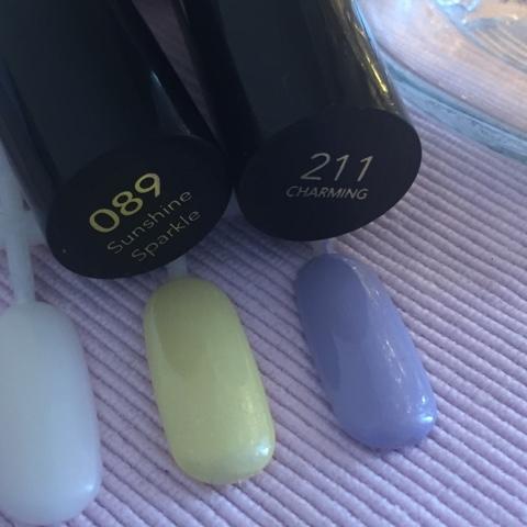 revlon nail polish  089