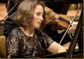 Grimaud Beethoven Berlin 2015